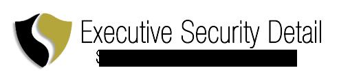 Executive Security Detail Logo