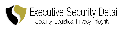Executive Security Detail Logo